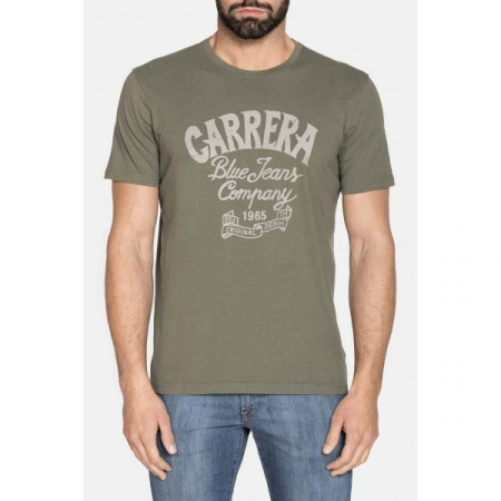 STOCK 50 Carrera T- Shirt4