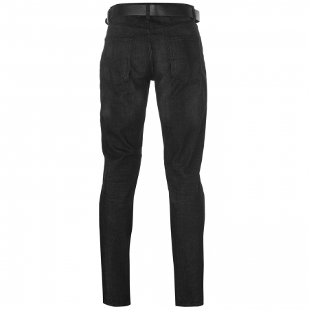 PACK 10 LEE COOPER JEANS +  CUREA BLACK1