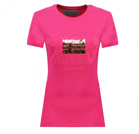 PACK 30 T-SHIRT'S JASSY SS LADY 1000