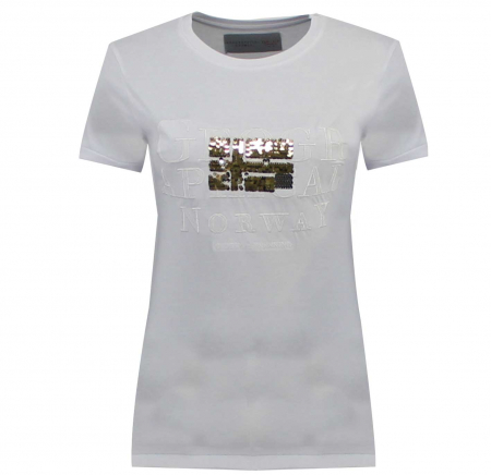 PACK 30 T-SHIRT'S JASSY SS LADY 1004