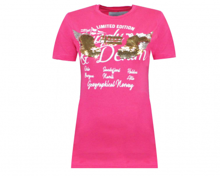 PACK 30 T-SHIRT'S JARISTIDE SS LADY 1002