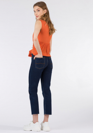 PACK 10 TIFFOSI Jeans women Amy 19 Straight Fit Cintura Alta2
