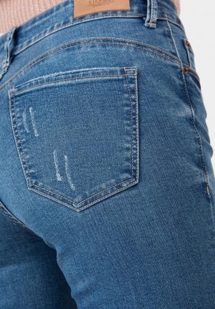 PACK 10 TIFFOSI Women Jeans Body Curve 48 Skinny Cintura Alta - TIFFOSI3