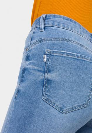 PACK 10 TIFFOSI Women Jeans Body Curve 49 Skinny Cintura Alta5