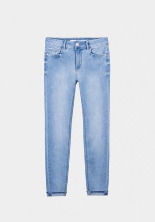 PACK 10 TIFFOSI Women Jeans Body Curve 49 Skinny Cintura Alta0