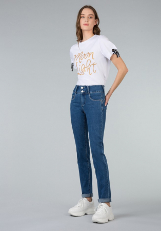 PACK 10 TIFFOSI Women  Jeans Double-up 226 Slim1