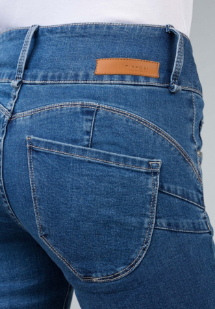 PACK 10 TIFFOSI Women  Jeans Double-up 226 Slim4