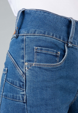 PACK 10 TIFFOSI Women  Jeans Double-up 226 Slim5