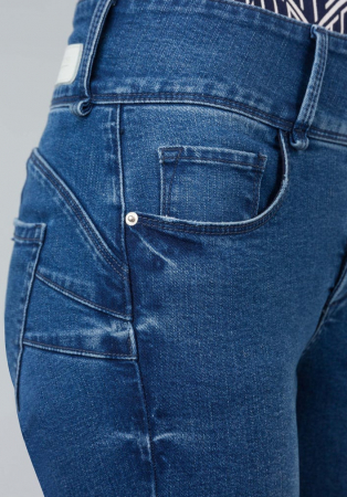 PACK 10 TIFFOSI Jeans women DOUBLE_UP_238 Skinny5