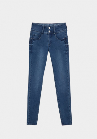 PACK 10 TIFFOSI Jeans women DOUBLE_UP_238 Skinny0