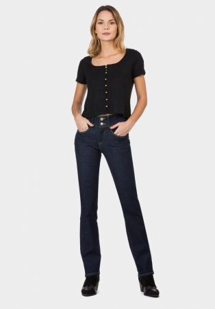 PACK 10 TIFFOSI Women Jeans Double-up 254 Skinny1