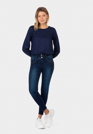 PACK 10 TIFFOSI Women Jeans Double-up 254 Skinny2