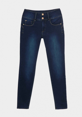 PACK 10 TIFFOSI Women Jeans Double-up 254 Skinny0