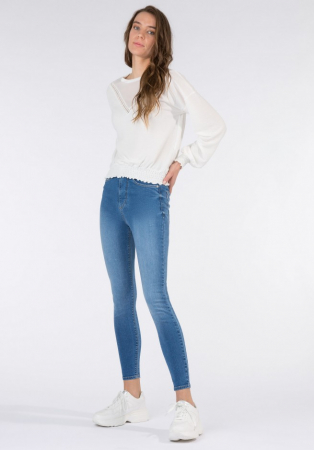 PACK 10 TIFFOSI Jeans women JESSIE_14 skinny1