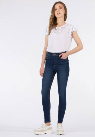 PACK 10 TIFFOSI Jeans women JODIE_174 Skinny Cintura Alta2