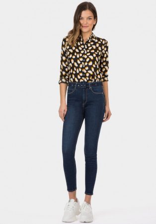 PACK 10 TIFFOSI Jeans women  Jodie 198 Skinny Cintura Alta1