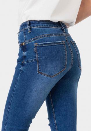 PACK 10 TIFFOSI Women Jeans Light push up 108 Skinny3