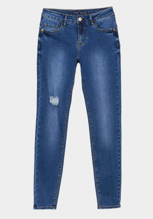 PACK 10 TIFFOSI Women Jeans Light push up 108 Skinny0