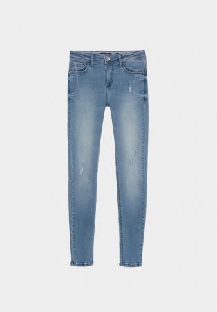 PACK 10 TIFFOSI Women Jeans Nicky 456 Skinny Cintura Média0