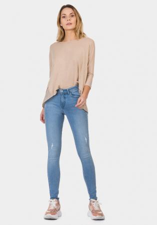 PACK 10 TIFFOSI Women Jeans Nicky 456 Skinny Cintura Média3