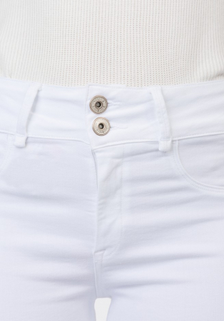 PACK 10 Jeans One Size Double-up 36 Skinny Cintura Alta4