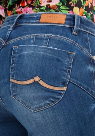 PACK 10 TIFFOSI Jeans women PUSH_UP_1686