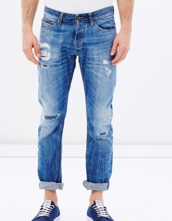 STOCK 200 pcs. Jeans Man Mix8
