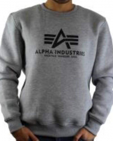 PACK 10 Alpha Industries Men's Sweatshirts1