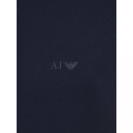 PACK 10 ARMANI JEANS Classic Polo Shirt Navy Muscle fit1