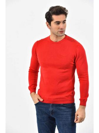 Boss Round Neck Pullover [3]