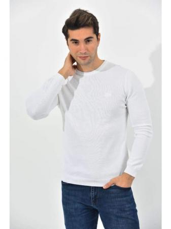 Boss Round Neck Pullover [1]
