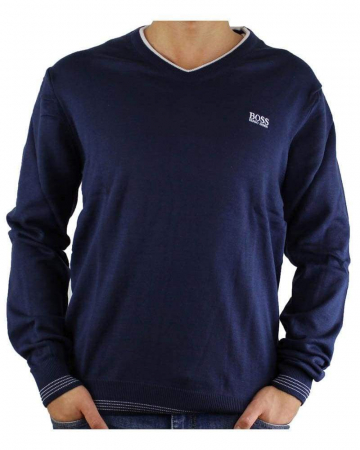PACK 10 BOSS V Neck Men's Pullover1