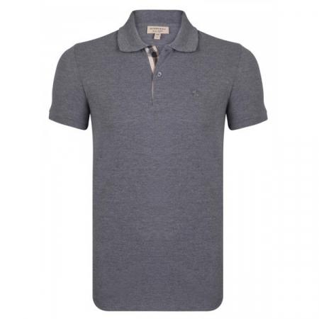 PACK 10 BURBERRY Hartford Polo Shirt in Dark Charcoal Melange0