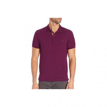 PACK 10 BURBERRY Hartford Polo Shirt in Dark Royal Purple2