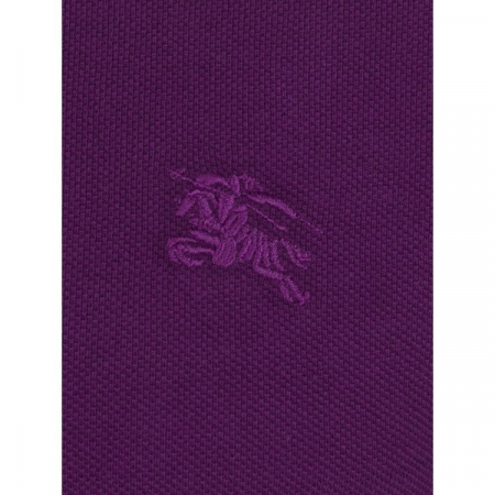 PACK 10 BURBERRY Hartford Polo Shirt in Dark Royal Purple3