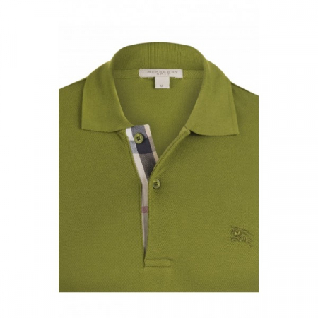 PACK 10 BURBERRY Hartford Polo Shirt in Green1