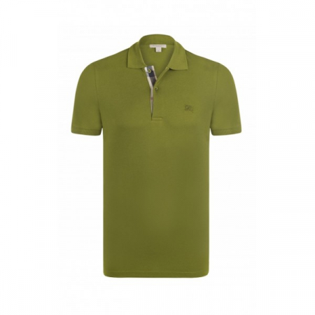 PACK 10 BURBERRY Hartford Polo Shirt in Green0