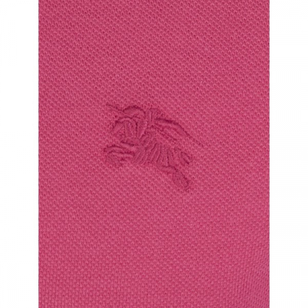 PACK 10 BURBERRY Hartford Polo Shirt in Raspberry Sorbet2