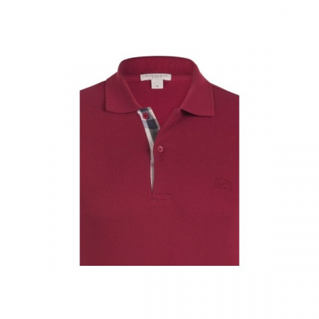 PACK 10 BURBERRY Hartford Polo Shirt in Red1