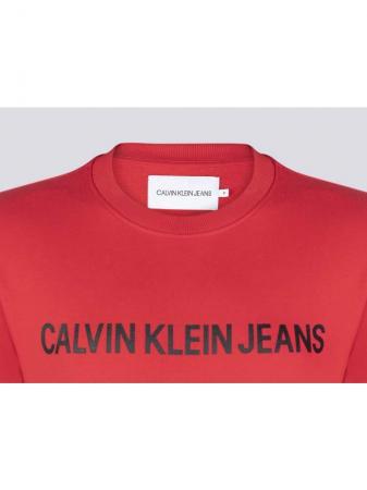 Bluză de molton Calvin Klein Jeans [1]