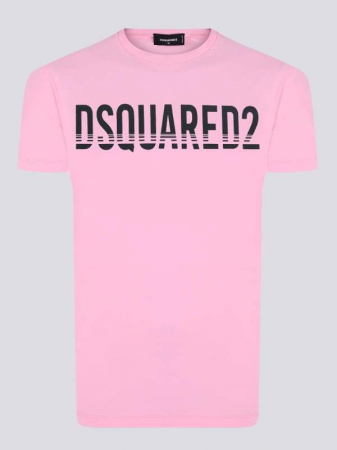 PACK 10 Dsquared2 Men's T-Shirts Pink0