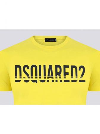 Tricou cu decolteu rotund(crew neck) Dsquared2 [1]