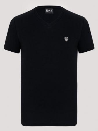 Tricou barbatesc Emporio Armani,negru [0]