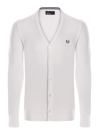 Classic Cardigan Fred Perry [0]