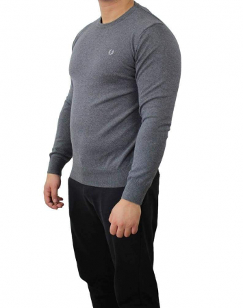 PACK 10 Fred Perry Crew Neck Men's Pullover4