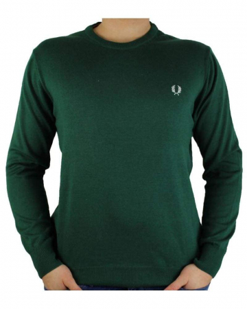 PACK 10 Fred Perry Crew Neck Men's Pullover1