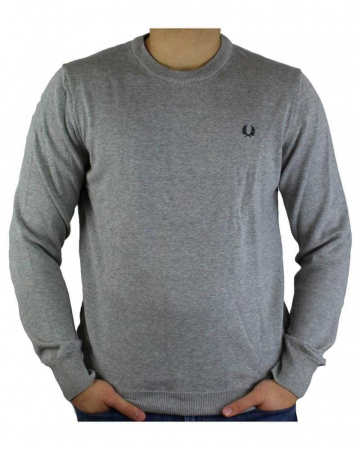 PACK 10 Fred Perry Crew Neck Men's Pullover3