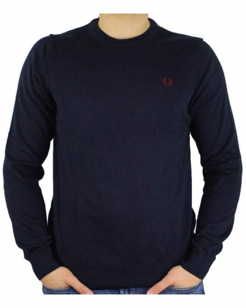 PACK 10 Fred Perry Crew Neck Men's Pullover2