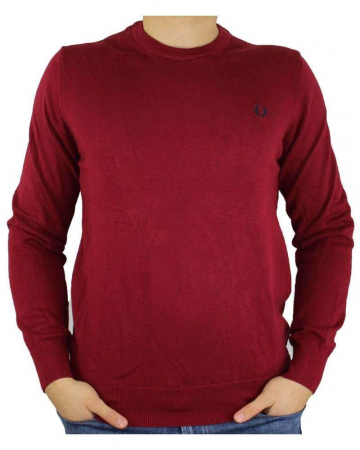 PACK 10 Fred Perry Crew Neck Men's Pullover0