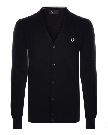 PACK 10 Fred Perry Men's Cardigan1